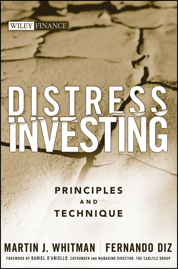 Distress Investing. Principles and Technique