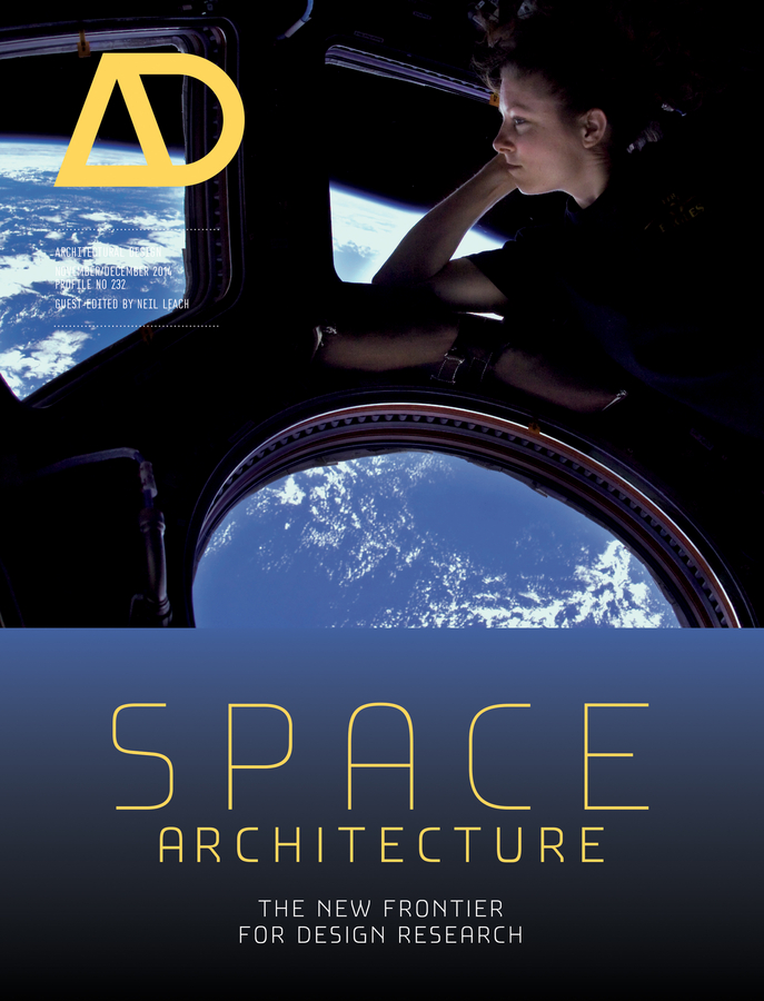 Space Architecture. The New Frontier for Design Research