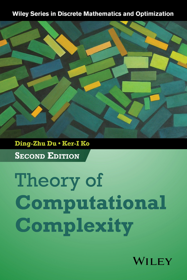 Theory of Computational Complexity