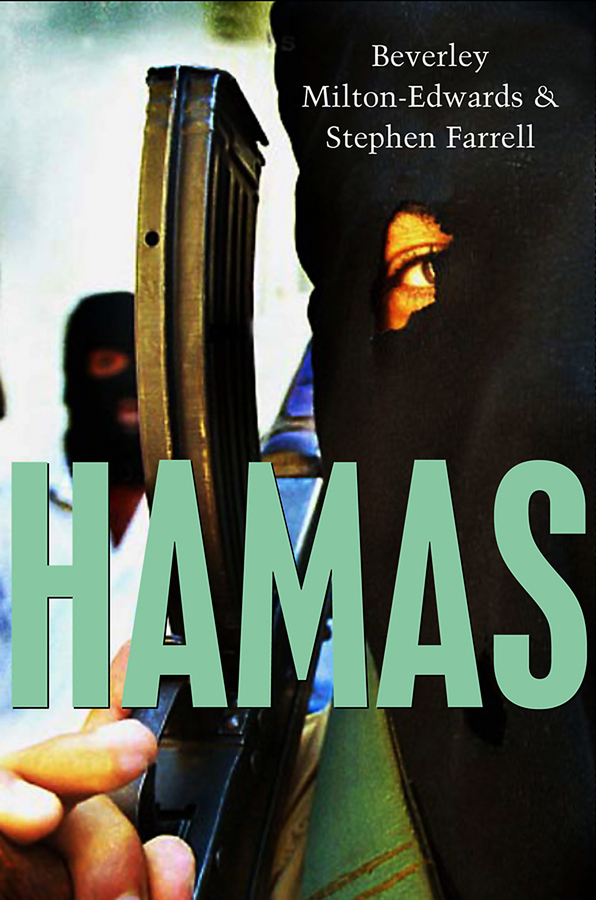 Hamas. The Islamic Resistance Movement