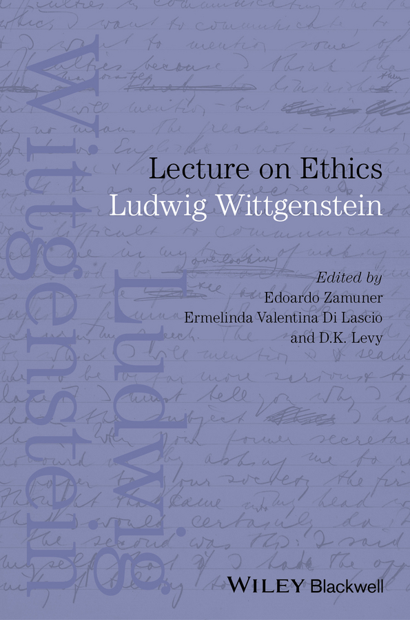 Lecture on Ethics