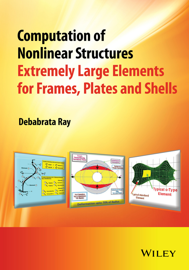 Computation of Nonlinear Structures. Extremely Large Elements for Frames, Plates and Shells