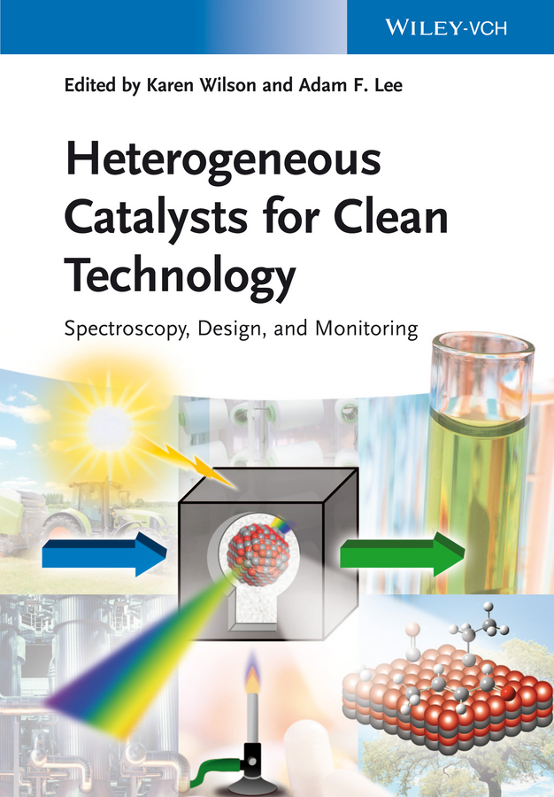 Heterogeneous Catalysts for Clean Technology. Spectroscopy, Design, and Monitoring