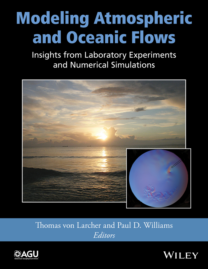 Modeling Atmospheric and Oceanic Flows. Insights from Laboratory Experiments and Numerical Simulations