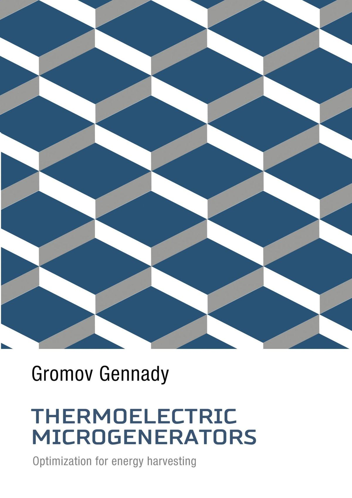 Thermoelectric Microgenerators. Optimization for energy harvesting