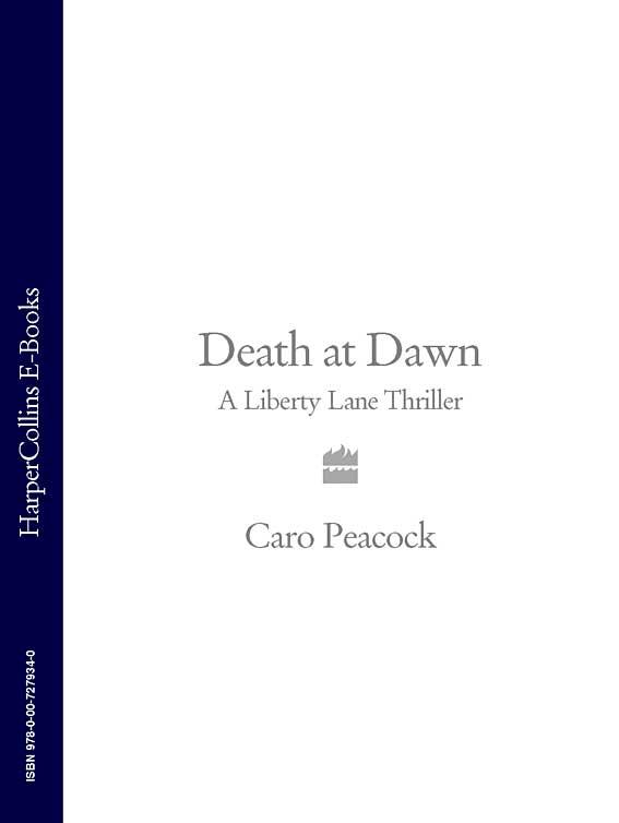 Death at Dawn: A Liberty Lane Thriller