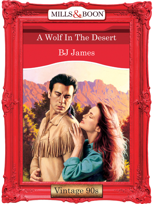 A Wolf In The Desert