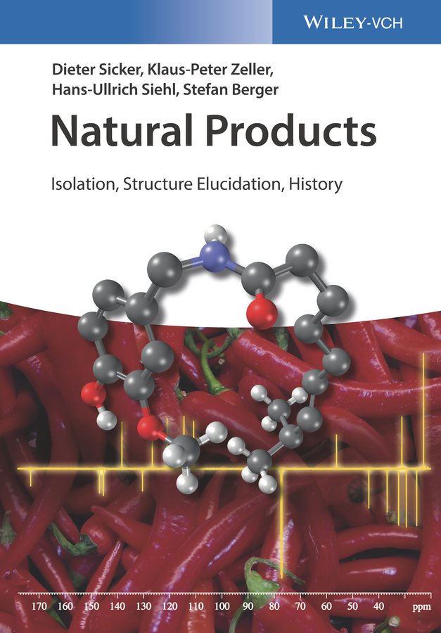 Natural Products. Isolation, Structure Elucidation, History