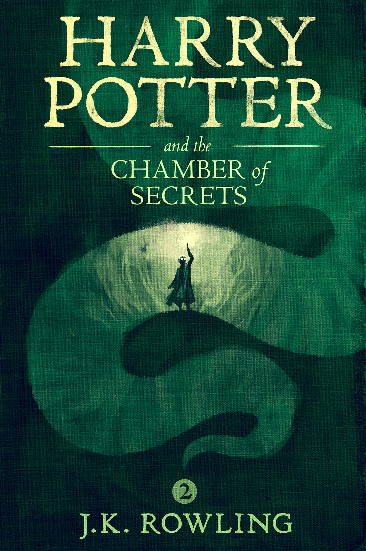 Harry Potter and the Chamber of Secrets. Джоан Кэтлин Роулинг