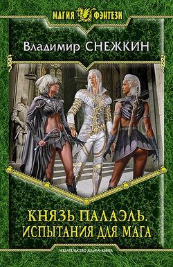 Электронная книга «Князь Палаэль. Испытания для мага»
