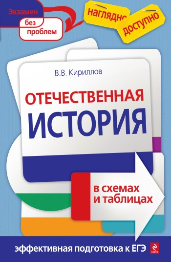 Книга Отечественная история в