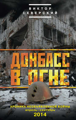 Донбасс в огне. Хроника необъявленной войны. Апрель-сентябрь 2014