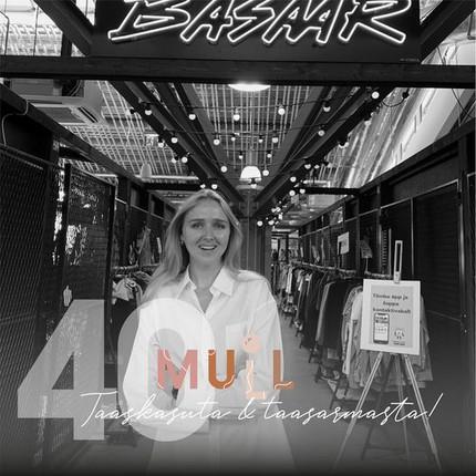 "MULL 40: Liisa-Maria Lillepea ""Taaskasuta & taasarmasta!"""