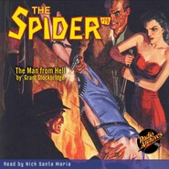 The Man from Hell - The Spider 79 (Unabridged)
