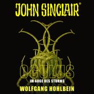 John Sinclair, Sonderedition 8: Oculus - Im Auge des Sturms