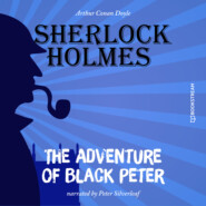 The Adventure of Black Peter (Unabridged)