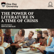 The Power of Literature in a Time of Crisis (Unabridged)