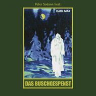 Das Buschgespenst - Karl Mays Gesammelte Werke, Band 64 (Ungekürzte Lesung)