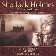 Die 5 Orangenkerne - Sherlock Holmes - Der Meisterdetektiv