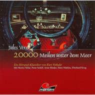 Jules Verne, Folge 5: 20.000 Meilen unter dem Meer