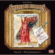 Sherlock Holmes - Die geheimen Fälle des Meisterdetektivs, Folge 8: Walpurgisnacht