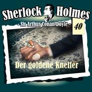 Sherlock Holmes, Die Originale, Fall 40: Der goldene Kneifer