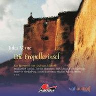 Jules Verne, Folge 2: Die Propellerinsel