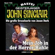 John Sinclair, Band 1705: Mein Job in der Horror-Höhle
