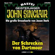 John Sinclair, Band 1727: Der Schrecken von Dartmoor (2. Teil)