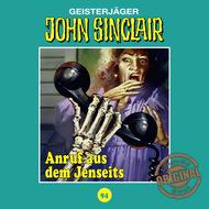 John Sinclair, Tonstudio Braun, Folge 94: Anruf aus dem Jenseits (Ungekürzt)
