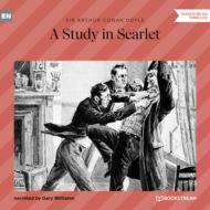 A Study in Scarlet (Unabridged)