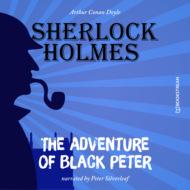 The Adventure of Black Peter (Unabridged)
