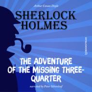 The Adventure of the Missing Three-Quarter (Unabridged)