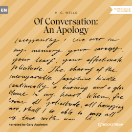 Of Conversation: An Apology (Unabridged)