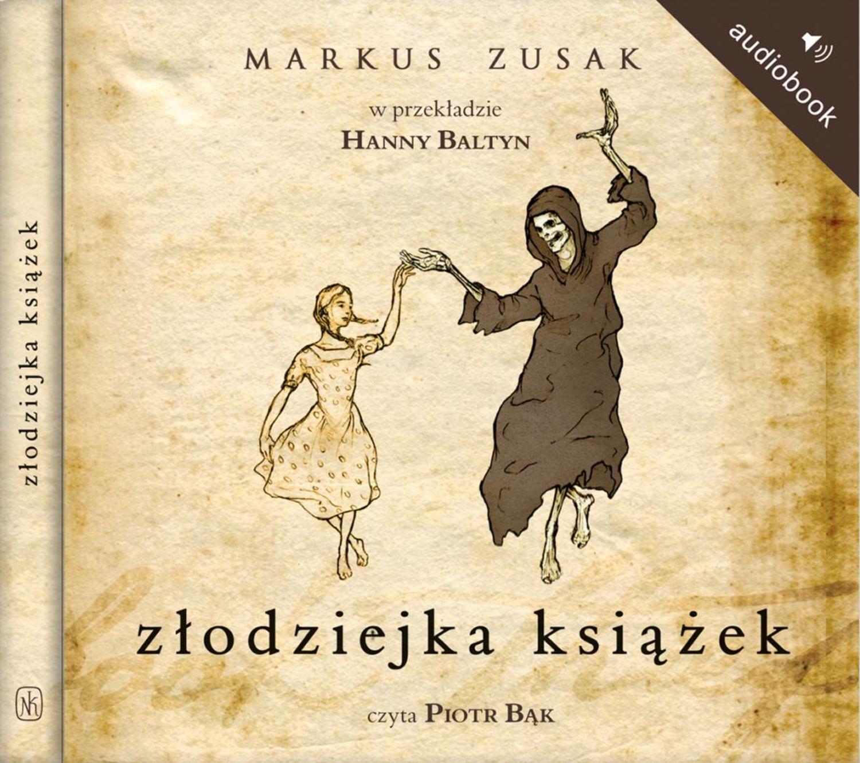 złodziejka książek - markus zusak - audiobook mp3