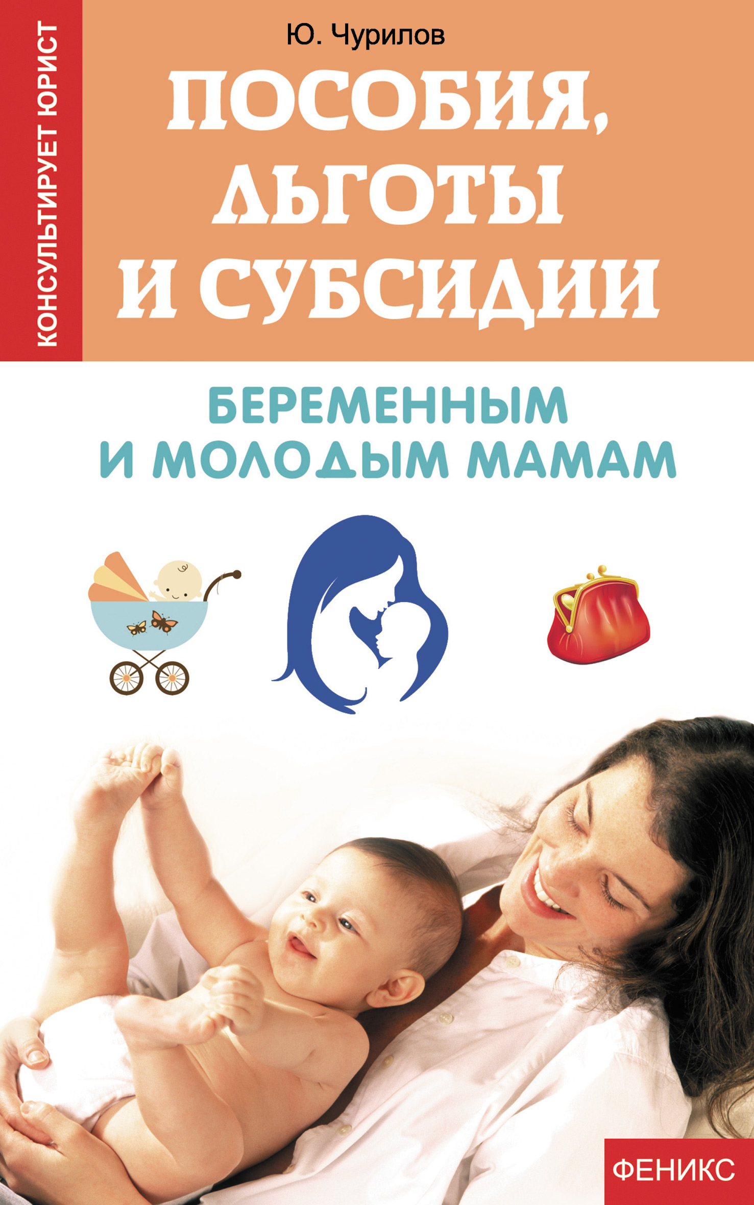 Юрий Чурилов Пособия, льготы и субсидии беременным и молодым мамам юрий чурилов пособия льготы и субсидии многодетным родителям