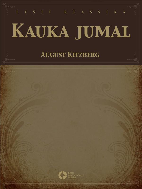 August Kitzberg Kauka jumal