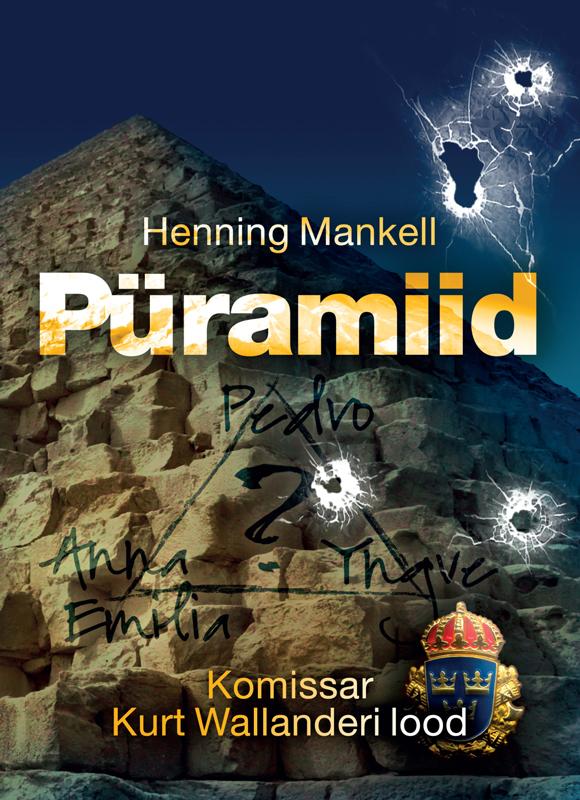 Henning Mankell Püramiid henning mankell käsi