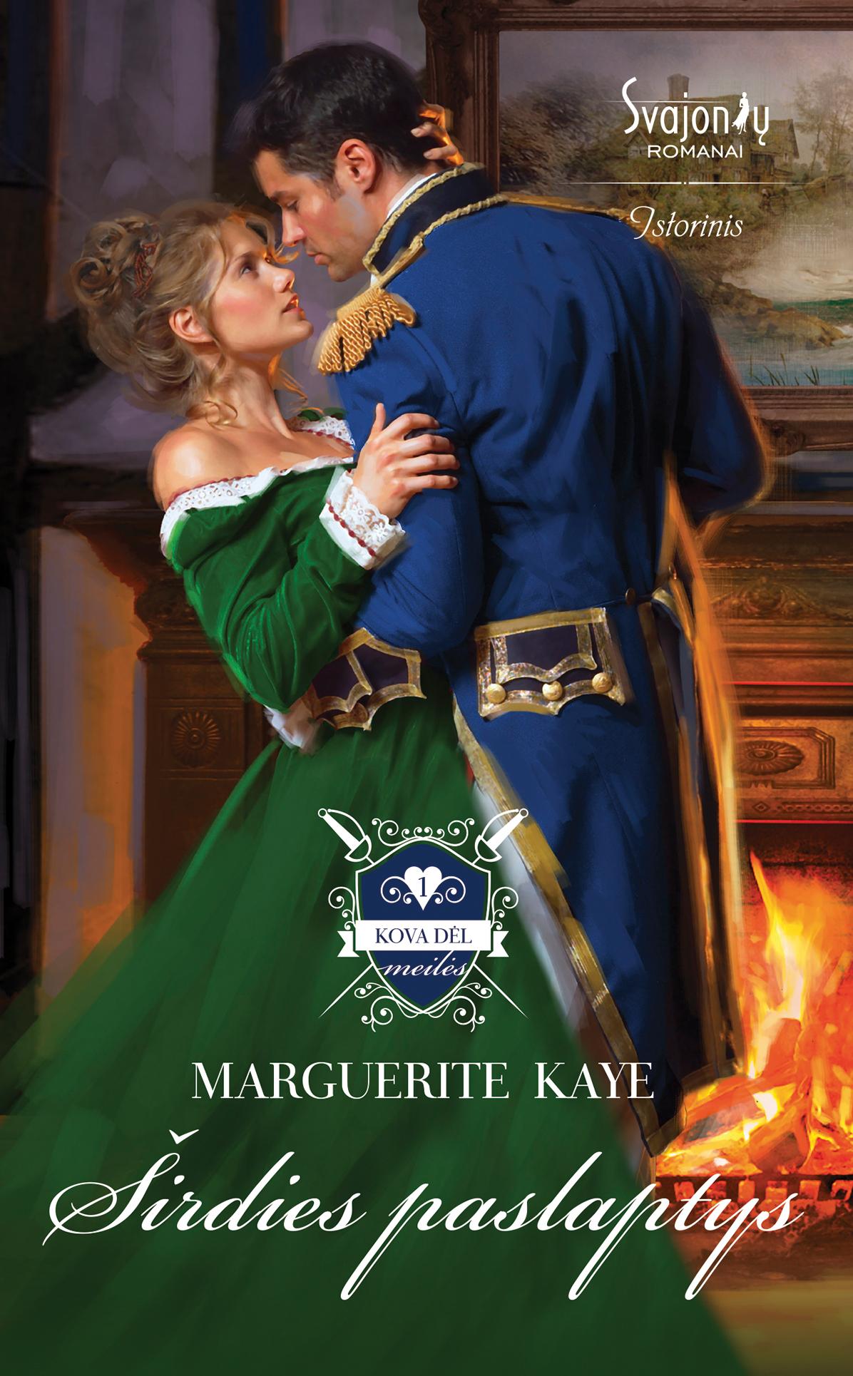 Marguerite Kaye Širdies paslaptys vitaite vykinte tegul bus taip