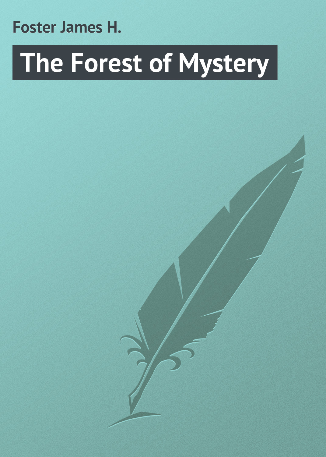Foster James H. The Forest of Mystery цена