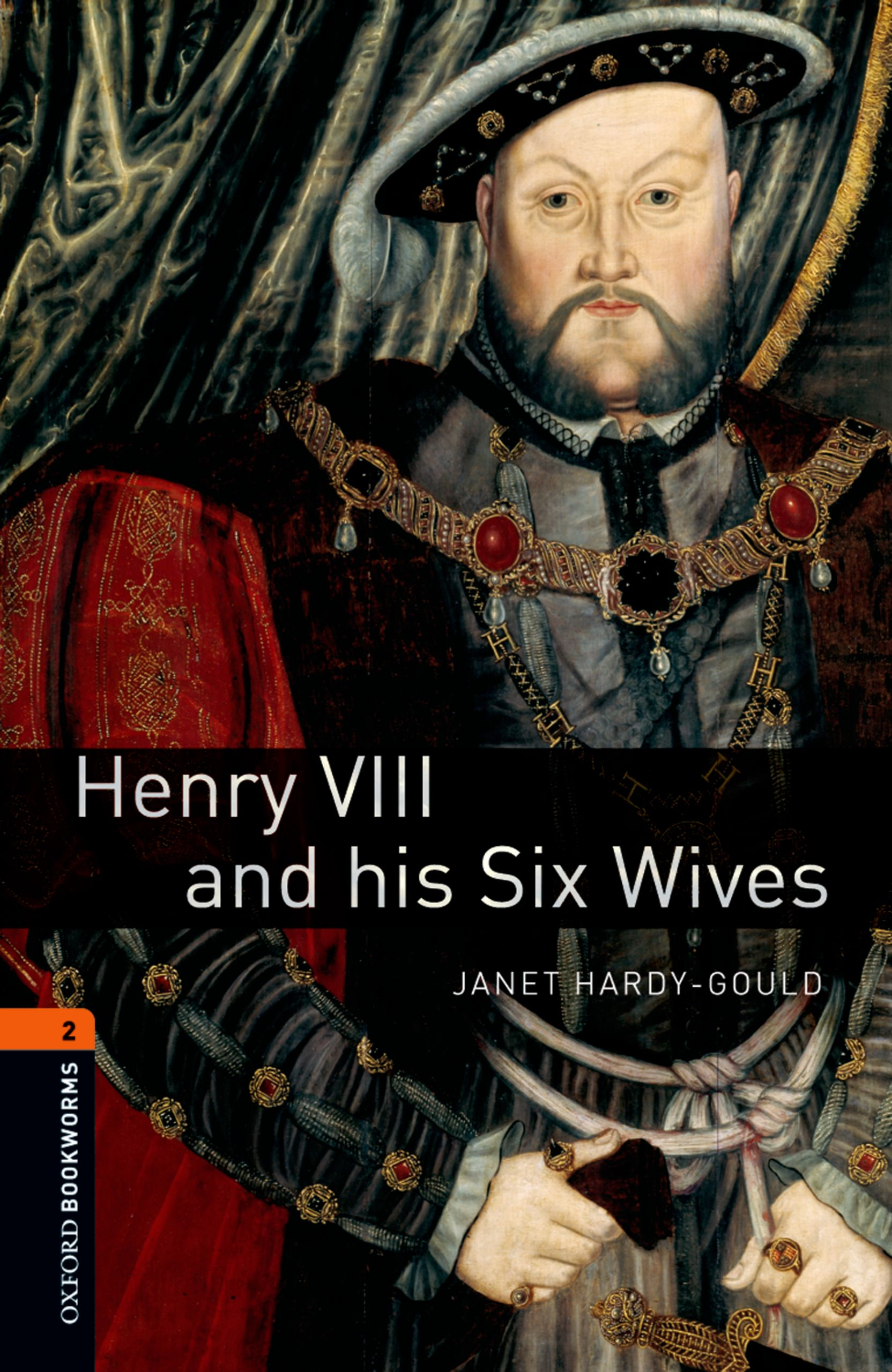 Janet Hardy-Gould Henry VIII and his Six Wives bink and gollie two for one
