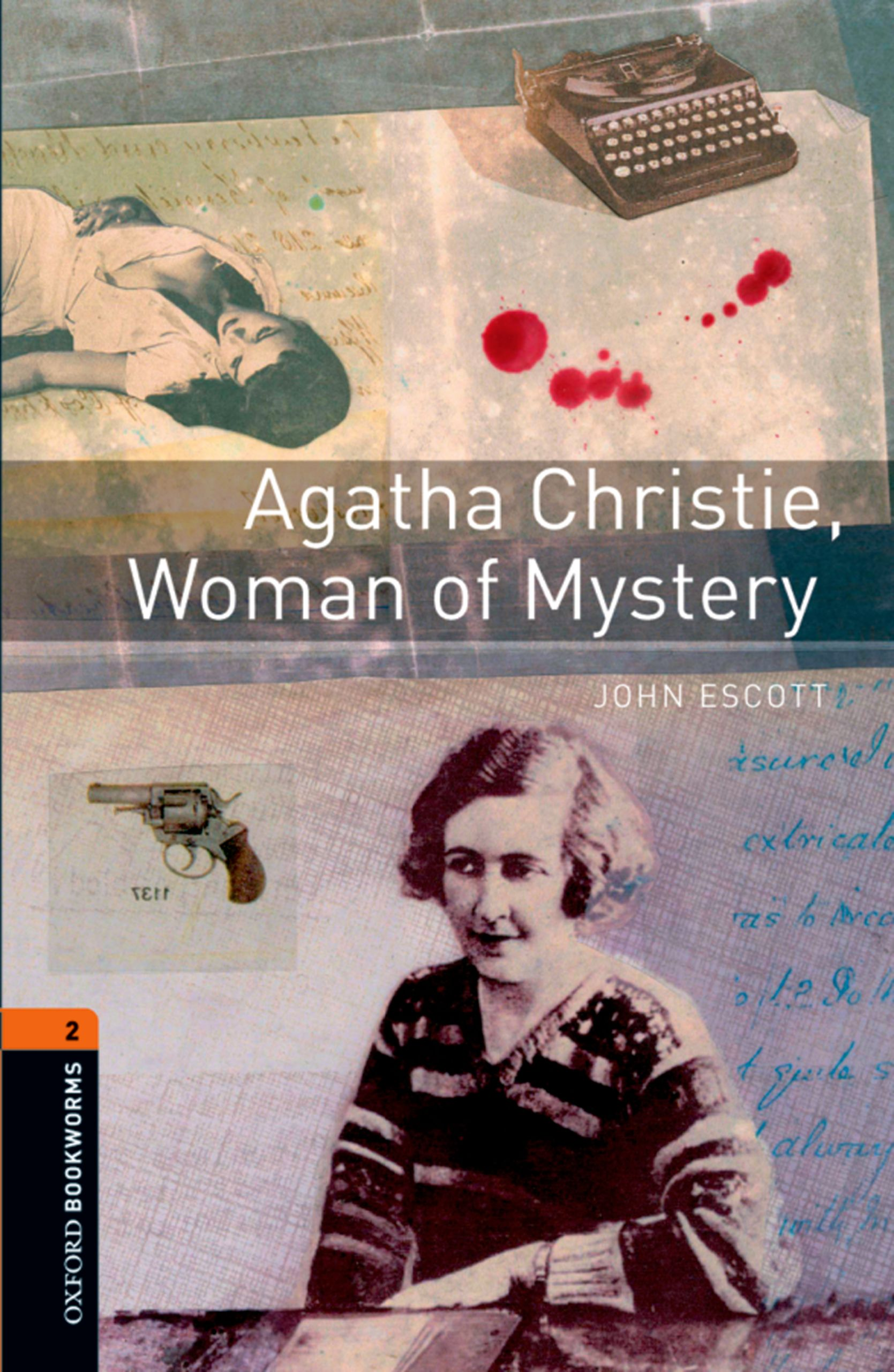 John Escott Agatha Christie, Woman of Mystery крышка 26 см eley крышка 26 см