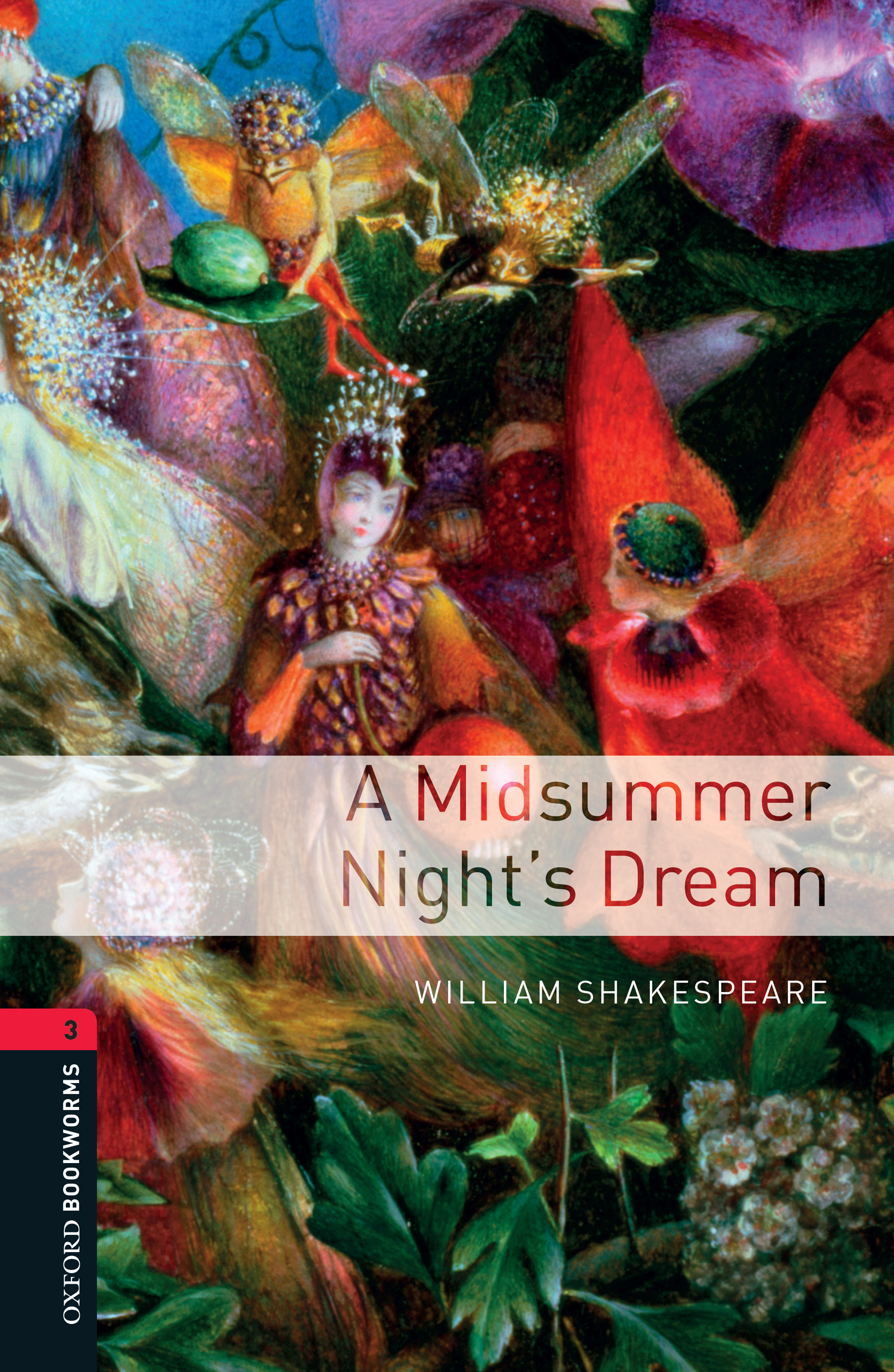 Уильям Шекспир A Midsummer Night's Dream a midsummer night s dream level 3 cd