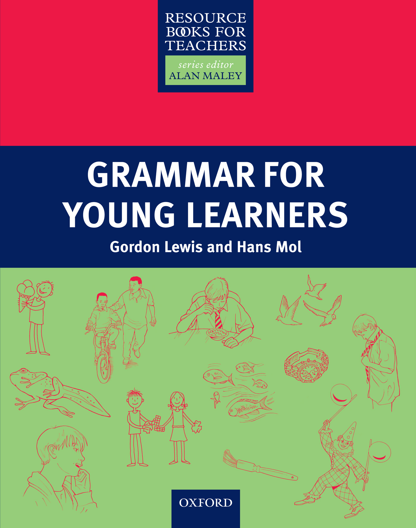 Gordon Lewis Grammar for Young Learners antonaros s couri l teaching young learners action songs chants