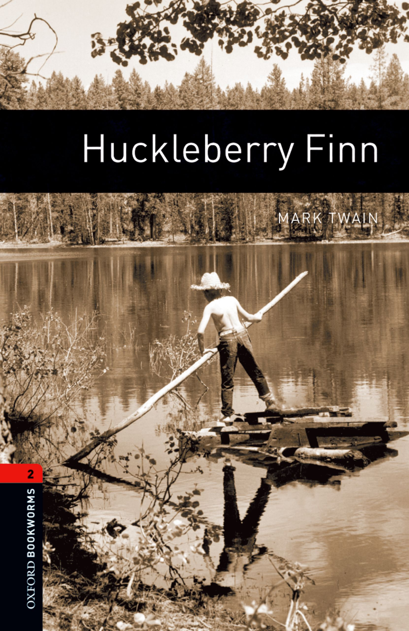 Марк Твен Huckleberry Finn god is not great