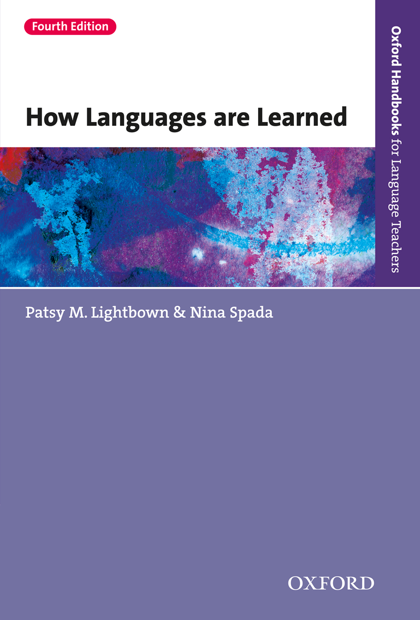 Nina Spada How Languages are Learned 4th edition how to research