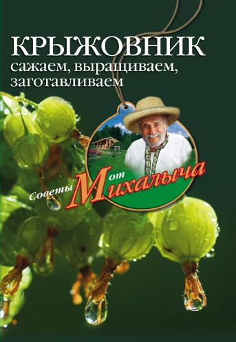 Николай Звонарев Крыжовник. Сажаем, выращиваем, заготавливаем николай звонарев грибы собираем выращиваем заготавливаем