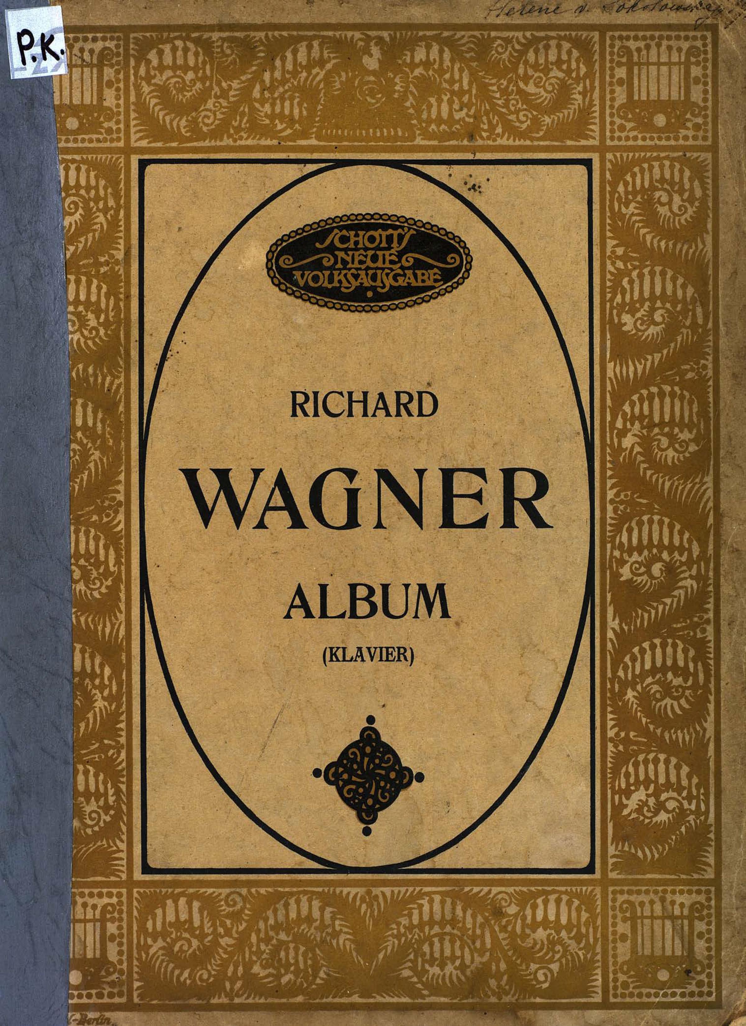 Richard Wagner Album