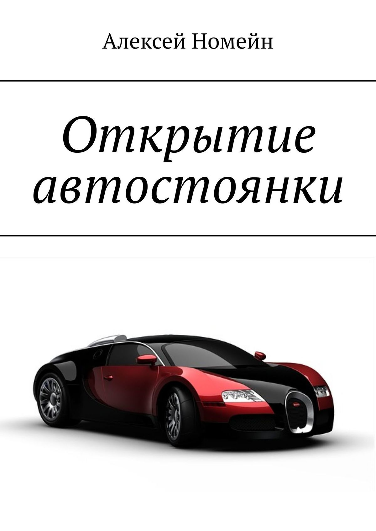 Алексей Номейн Открытие автостоянки