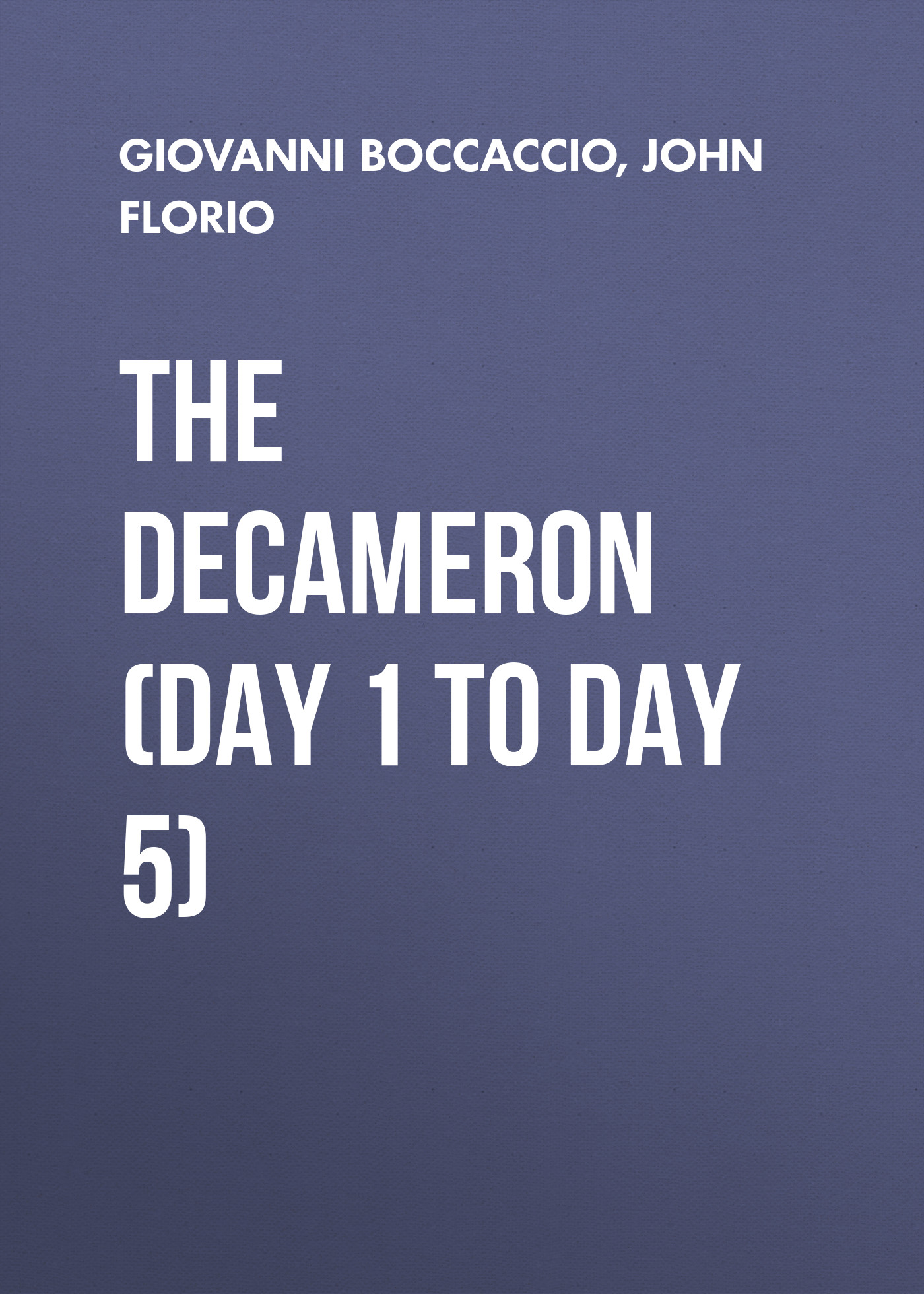 Джованни Боккаччо The Decameron (Day 1 to Day 5) trakya festival edirne 2018 day 1